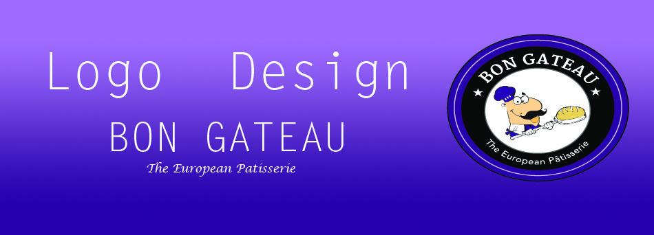 Logo Design Bon Gateau