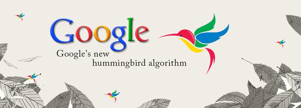 google hummingbird algoritm