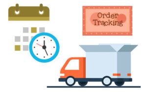Order tracking & fulfillment