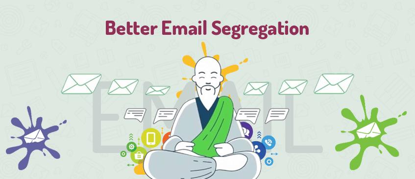Email-Segregation
