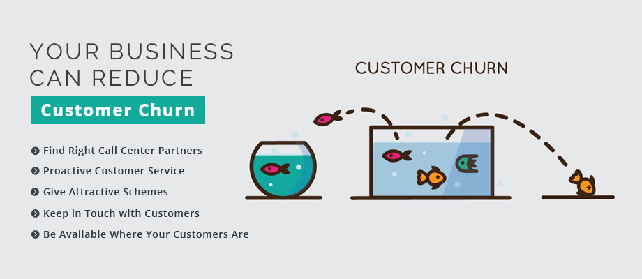 Reduce Customer Churn