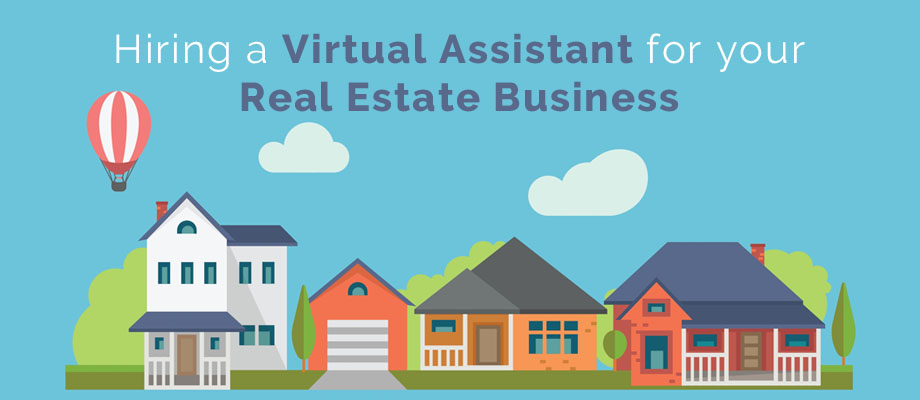 Virtual Assistant for Real Estate