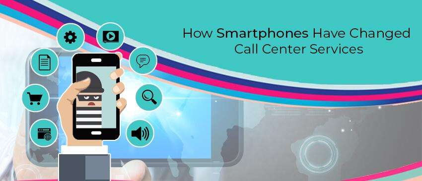Smartphone-call-center