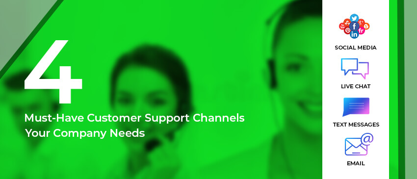 4 support channels