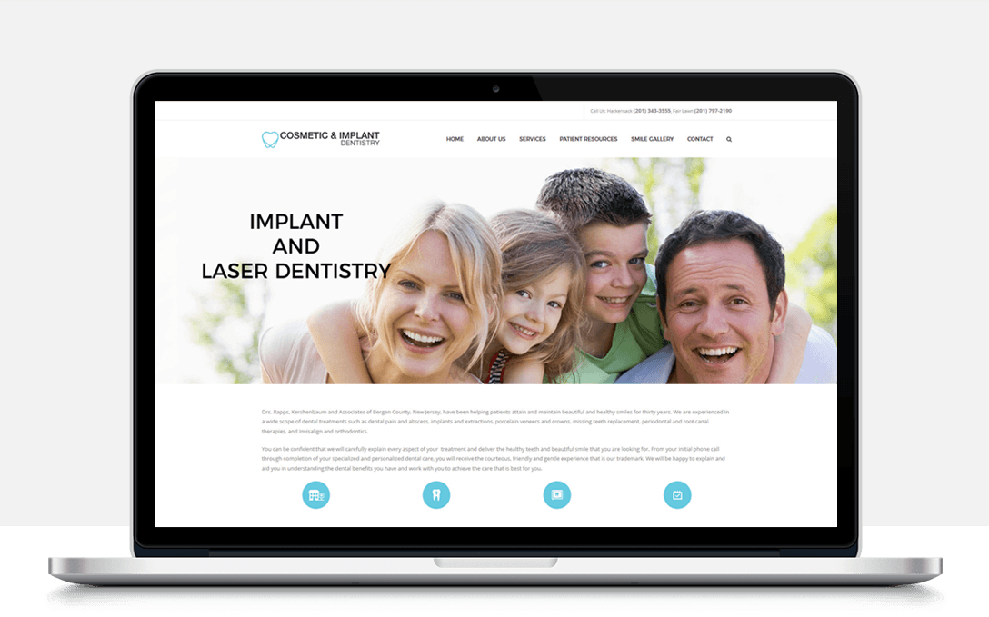 Cosmetic & Implant Dentistry Mac