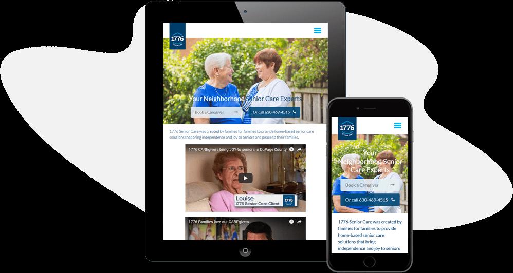 Senior Care iPad
