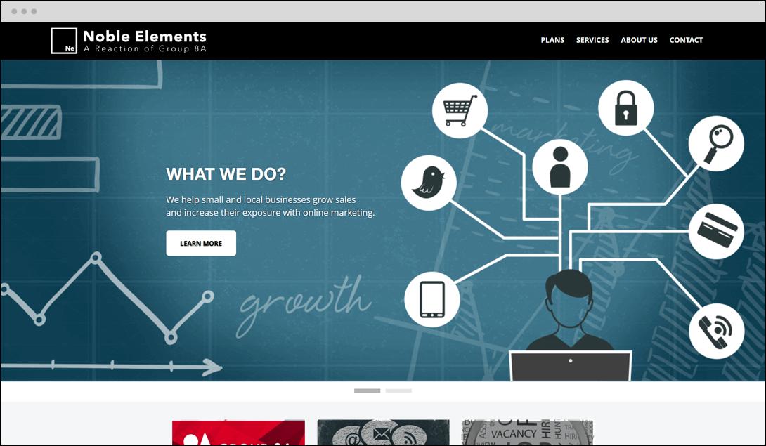 Noble Elements Desktop
