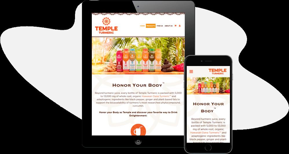 temple turmeric tab