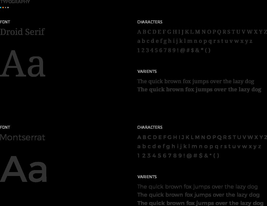 kastava typography